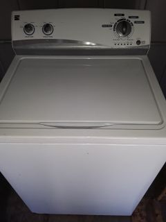 Kenmore washer super capacity for sale