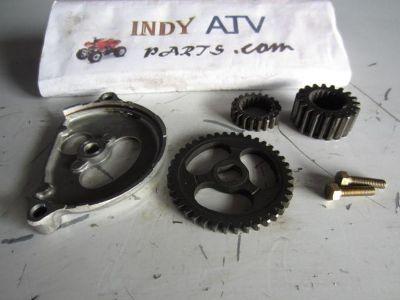 Purchase 99 Honda CMX 250 Rebel CRANKSHAFT DRIVE GEARS motorcycle in Indianapolis, Indiana, US, for US $19.99