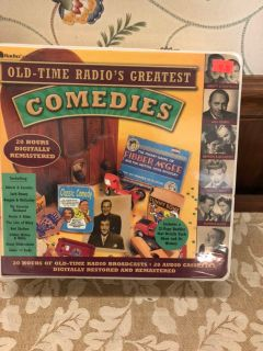 Comedy cassette tapes