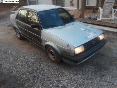 1992 VW Jetta 1.6td Turbo Diesel ~RARE~