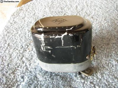 SWF Split Wiper Motor Dated 2/51