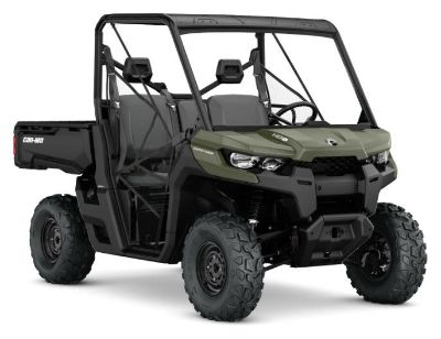 2018 Can-Am Defender HD8 Side x Side Utility Vehicles Springfield, MO