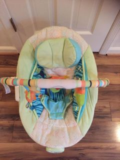 Baby playful bouncer