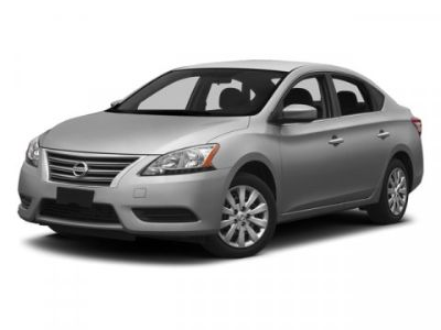 2014 Nissan Sentra S (Magnetic G)
