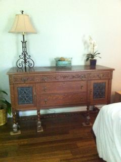 Antique Sideboard Buffet