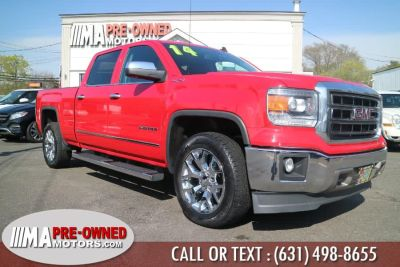 2014 GMC Sierra 1500 SLT (Fire Red)