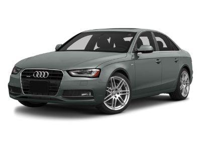 2014 Audi A4 2.0T Premium (Silver)