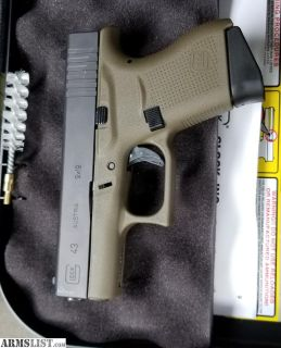 For Sale: G43 Never Fired