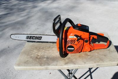 Echo CS400 chainsaw