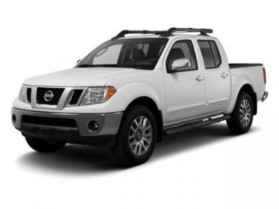 2010 Nissan Frontier SE V6 (Avalanche White)