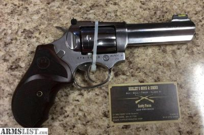 For Sale: Stainless Ruger SP101