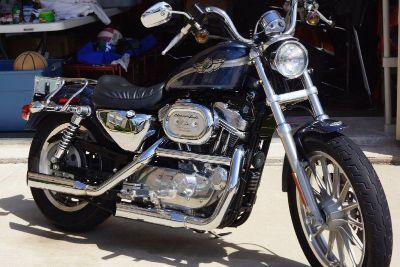 2003 Harley-Davidson Sportster XLH-883 Hugger Anniversary Edition:
