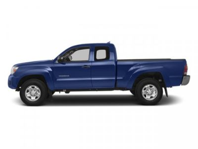 2014 Toyota Tacoma V6 (Blue Ribbon Metallic)