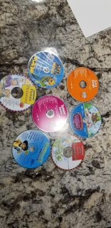 Kids Music and Learning CDs
