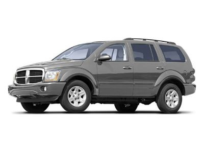 2008 Dodge Durango Adventurer (Brilliant Black Crystal Prl)