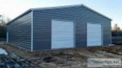 Steel Buildings Carports Garages and more