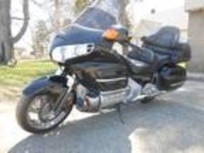2004 Honda Gold Wing ABS