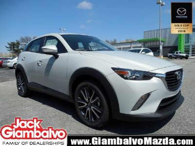 2018 Mazda CX-3 Touring (Ceramic Metallic)