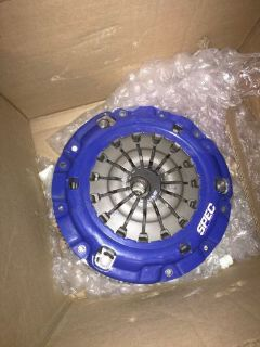Sell 97-98 SPEC Stage 2 Clutch Kit twin turbo 3000GT 3.0L + light weight flywheel. motorcycle in Rome, Georgia, United States, for US $400.00
