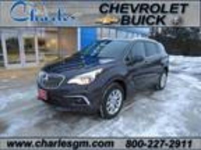 2018 Buick Envision Purple, new