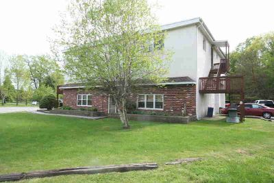 446 Rt 106 Greenfield Township, Commercial zoned--1st floor
