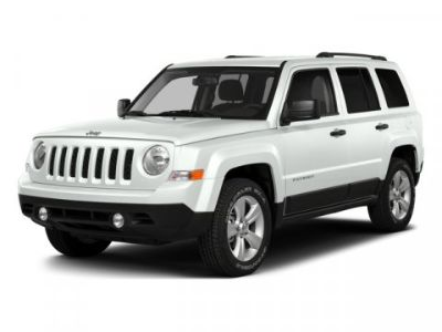 2016 Jeep Patriot Sport (White)