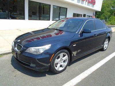2008 BMW 5-Series 535xi (Dk Blue)