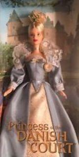 Baribe Princess of the Danish Court