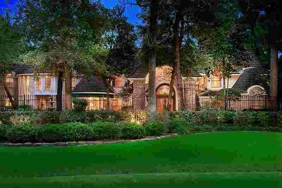 55 S Longspur Drive Spring Five BR, Magnificent gated estate on