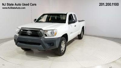 2012 Toyota Tacoma Base (super white)