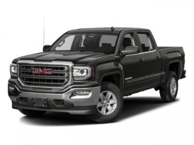 2018 GMC Sierra 1500 SLE (Red Quartz Tintcoat)