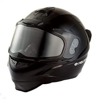 Sell POLARIS BLACK AF-2.0 SNOWMOBILE HELMET 2862051_ motorcycle in Kaukauna, Wisconsin, US, for US $98.99