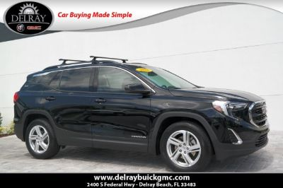2018 GMC Terrain (Ebony Twilight Metallic)