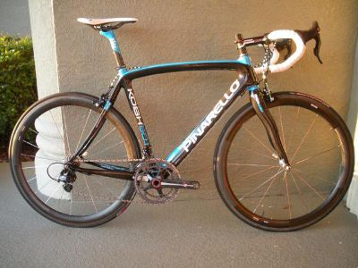 2011 Pinarello KOBH Team Sky Bike Size 54Cm  $1800