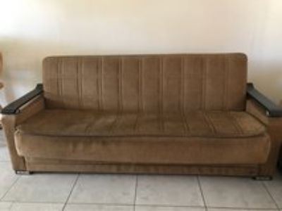 couch/full size bed