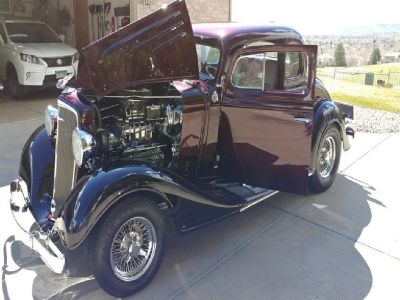 1934 Chevrolet 5 Window Master Coupe