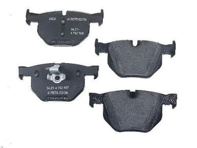 Buy NEW Genuine BMW Disc Brake Pad Set - Rear 34216763043 motorcycle in Windsor, Connecticut, US, for US $98.69