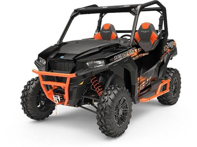 2019 Polaris General 1000 EPS LE Side x Side Utility Vehicles Hillman, MI