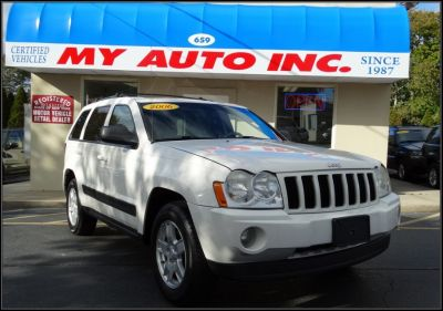 2006 Jeep Grand Cherokee Laredo (White)