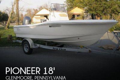 2016 Pioneer 180 Sportfish
