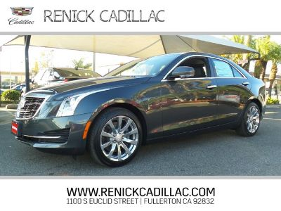2017 Cadillac ATS Sedan LUXURY RWD (PHANTOM GRAY ME)