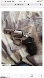 For Sale: Taurus M605 .357