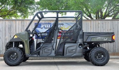 2018 Polaris Ranger Crew XP 900 Side x Side Utility Vehicles Katy, TX