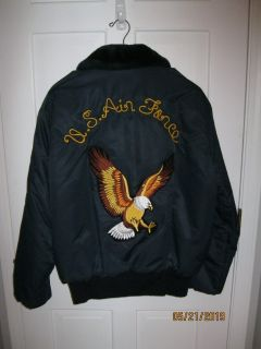 U.S. AIR FORCE BOMBER JACKET