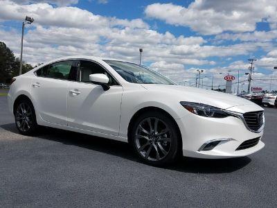 2017 Mazda Mazda6 GRAND TOURING AUTO (WHITE)