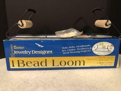 NEW! BEAD LOOM (BELTS, NECKLACES, KEY CHAINS, ETC)