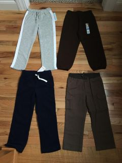 Pants & Sweatpants. Size 5/5t. All Brand New with Tags.