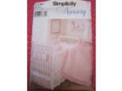 Simplicity 9140 BABIES NURSERY ACCESSORIES QUILT SHEET