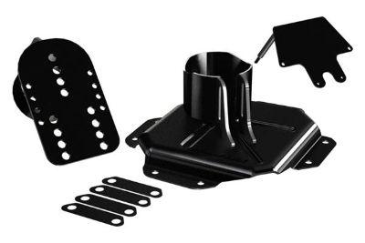 Buy TeraFlex HD Adjustable Spare Tire Mounting Kit 07-13 Jeep Wrangler JK JKU motorcycle in Phoenix, Arizona, US, for US $218.49