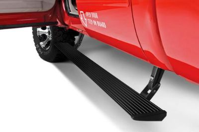 Find AMP 7510501A - 2004 Ford F-150 PowerStep LH/RH Black Running Boards 2 Pcs motorcycle in Jasper, Indiana, US, for US $1,149.00